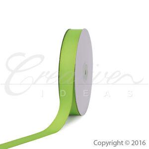 "3/8 5/8 7/8 1.5"" Grosgrain Ribbon Listón Gift Wrap Bow Making Crafts Trimming"