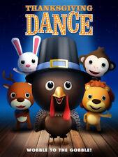 Thanksgiving Dance [New DVD]