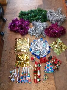 Christmas Decorations And Party Items Joblot