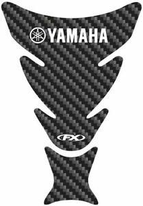 Factory Effex Fuel Tank Protector Pad Carbon Yamaha R1 R6 YZF FZR RZ FZ