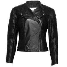 Leather Evening Coats, Jackets & Vests for Women