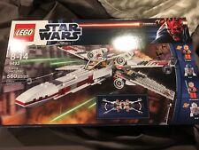LEGO Star Wars X-Wing Starfighter (9493) box seal is broken!!!