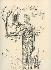 BONNARD PIERRE LITHOGRAPHIE 1930 SIGNÉE SIGNED LITHOGRAPH VOLLARD IMPRESSIONISME