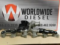 "2010 Detroit DD15 ""903"" Exhaust Manifold. Part # 4721420901"