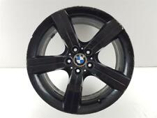 "2006 E90 E91 BMW 3 Series 19"" FRONT ALLOY WHEEL RIM 6786889 Black"
