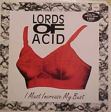 """Lords Of Acid I Must Increase My Bust 12"""""""