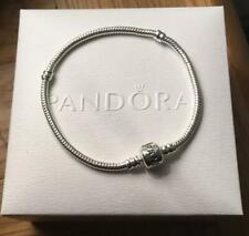 Pandora Pulsera de bisutería de plata esterlina