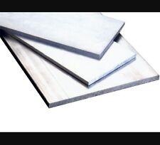 """1/4"""" .250 Aluminum Sheet Plate 6061 12"""" x 12"""""""