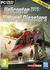 Helicopter 2015 Natural Disasters Simulator PC IT IMPORT RAVENSCOURT