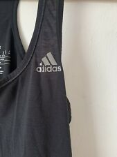 SIZE 4-6 XS UK LADIES ADIDAS GYM CLIMATE COOL EXCERCISE VEST - NEW NO TAGS