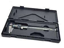 "Mitutoyo 500-164-20 Digimatic Caliper 0-8"" Range .0005"" Grad ID & OD Jaws w Case"