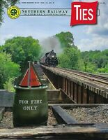 TIES: 3rd Qtr 2019 issue of the SOUTHERN RAILWAY Historical Association -- (NEW)