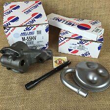 Melling M55HV Sbc High Volume Oil Pump Pickup Screen Drive Shaft Kit Chevy 350