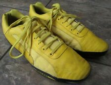 Puma Ducati 1198 Sneakers Shoes Yellow Size 13 #303062-02