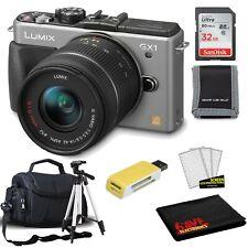 Panasonic LUMIX DMC-GX1 Mirrorless Micro Four Thirds Digital Camera with G