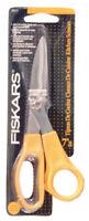Fiskars  3 in. L Stainless Steel  Kitchen Scissors  1 pc.