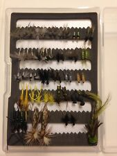 Assorted Gr Tailwater Kit - Hand Tied Premium Trout Flies- Fly Box Included!