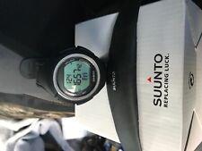 SUUNTO X3HR SET - Watch And HR Chest Strap. Heat Monitor Watch. Tested