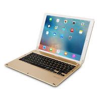 Bluetooth Tastatur iPad Pro 12,9 2015 2017 Smart Keyboard Englisch EN UK Tasche