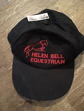 2bb3ed259d8 Beechfield Helen Bell Equestrian Cap New With Tags