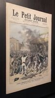 Diario El Pequeño Parisino N º 33 SAMEDI11 Julio 1891 ABE