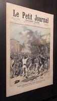 Journal The Small Parisien N°33 SAMEDI11 July 1891 ABE