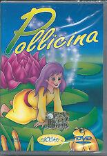 Pollicina (1994) DVD NUOVO SIGILLATO Cartoni Animati De Agostini