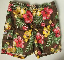 NWT Ralph Lauren Men's Swim Shorts Tropical Pattern Size XXL