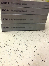 2011 Chevrolet Chevy CAMARO Service Shop Repair Manual Set FACTORY NEW 2011