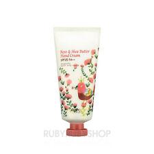 [SKINFOOD] Rose & Shea Butter Hand Cream - 50g (SPF25/PA++)