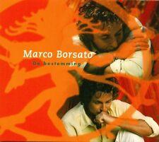MARCO BORSATO - De bestemming 3TR DIGIPAK CDM 1998 POP / BALLAD