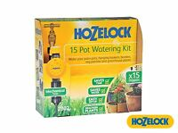 Hozelock 15 Pot Watering Kit with Mechanical Timer 2802 Free Delivery