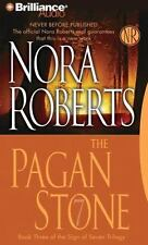 The Pagan Stone 3 by Nora Roberts (2008, CD, Abridged) New