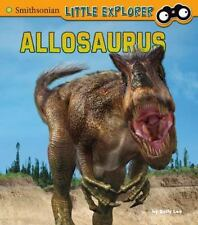 Allosaurus by Sally Lee