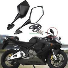 2x Espejos retrovisor vista lateral universal para Honda Moto de CBR600/CBR900