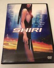 Shiri - No Clues, No Leads, No Time (DVD, 2002) Very Good