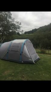 Airgo solus Horizon 4 Inflatable Tent with carpet And Footprint