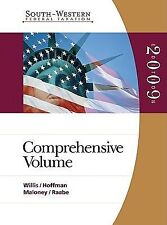 South-Western Federal Taxation Comprehensive Volume, 2009 Edition, Hardcover