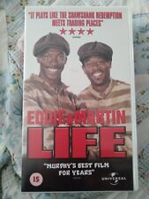 Life VHS Eddie Murphy And Martin Lawrence