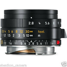 Brand New Unused Leica ELMARIT-M 28mm F2.8 f/2.8 ASPH. 6-Bit M 240 M9 M8 E 11677