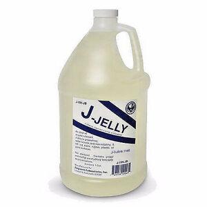 J-Jelly Water Based Lube Lubricant 128-oz / 1 Gallon J-Lube JJelly