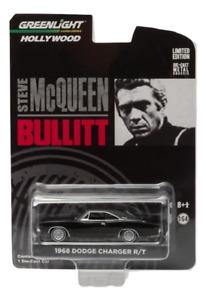 Bullitt - Steve McQueen 1968 Dodge Charger 1:64