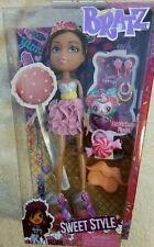 Bratz Sweet Style Doll- Yasmin Latina girl NEW