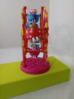 Lalaloopsy Ferris Wheel Toy MGA 2009 Toy Playset with 3 Figures Dolls Girl Doll