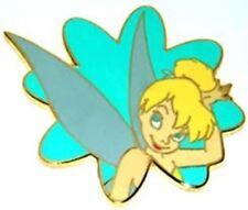 Disney Pin: WDW Cast Lanyard Series 2 - Tinker Bell's Daisies #2