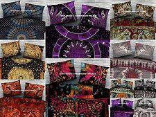 30 PC Wholesale Lot Mandala Cushion Cover Cotton Bed Decor Handmade Pillow Sham