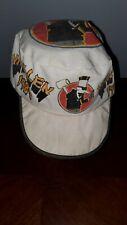 "Vintage Rare Van Halen Tour Hat 1984 "" Hammer guy"" world tour hat"