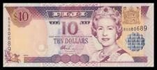 FIJI 10  $ DOLLAR 2002. PICK 106. SC. UNC (Uncirculated).