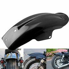 Rear Fender Mudguard For Harley Sportster Bobber Chopper Cafe Racer 94-03 Black