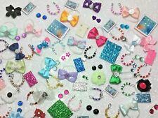 Littlest Pet Shop LPS Clothes 5-ACCESSORIES Random Bow Necklace Phone/Ipad Earri
